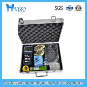 Handheld Ultrasonic Flow Meter Ht-0111 pictures & photos
