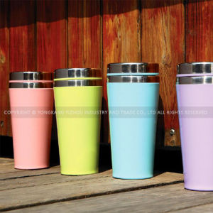 Stainless Steel Metal Travel Mugs pictures & photos