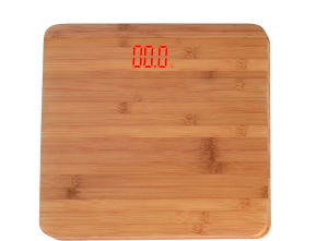 Magic LED Display Bamboo Weighing Balance (GL-D3B) pictures & photos