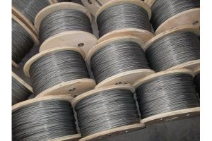 Stainless Steel 304 or 316 Wire Rope pictures & photos