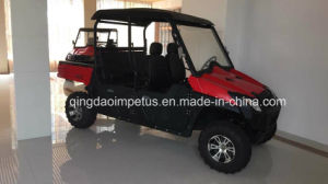 EPA and EEC Approved 4X4wd 4-Seat 800cc UTV pictures & photos