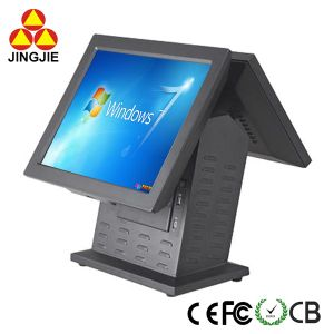 "Jj-2000b 15"" All-in-One Touch Screen POS System"