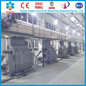 2015 New Huatai Brand Peanut Oil Making Machine Plant for Pressing and Refinery