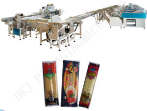 Automatic Spaghetti Packing Machine with Eight Weighings Machines pictures & photos