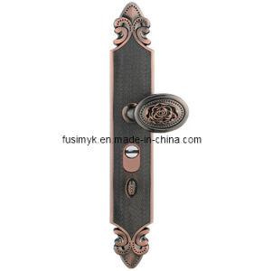 High Quality Red Bronze Door Handles pictures & photos