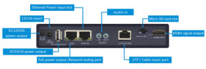 "Professional 7"" Onvif Multi-Functional IP Sdi Tvi Cvi Ahd Camera CCTV Tester with Poe pictures & photos"