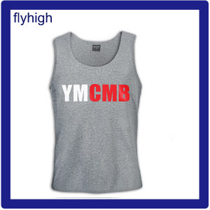Unisex Cotton Printed Custom Promotional Tank Top pictures & photos