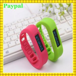with Activity Tracker Pedometer Watch Bracelet (I5) pictures & photos