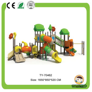 Outdoor Playground Plastic Slide (TY-70462) pictures & photos