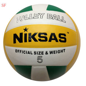 PVC Volleyball Size5 Volleyball Top Quality pictures & photos