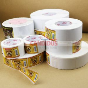 Customized Stickers Labels Printing Service pictures & photos