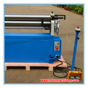 Motor-driven Round Bending Machine( Electric Roller ESR1300X1.5E ESR1300X1.5 ESR1020X2) pictures & photos