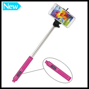 Self-Portrait Monopod Extendable Selfie Stick with Bluetooth Remote Shutter