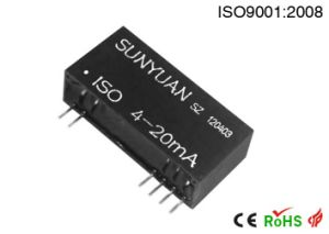 Two-Wires Voltage Outputs 4-20mA Current Loop Signal Amplifier pictures & photos