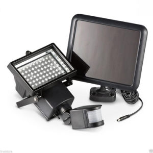 60 LED Solar Motion Light with CE Approval