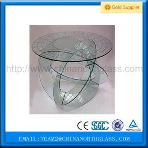 Decorative Silkscreen Ceramic Frit Glass pictures & photos