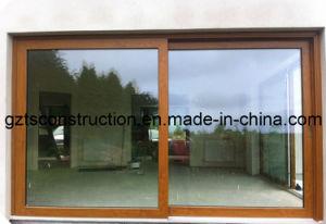 Double Glazing Aluminum Sliding Door with As2208 / Aluminium Doors and Windows pictures & photos