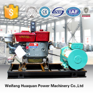 Single Cylinder Water Cooled Diesel Generator