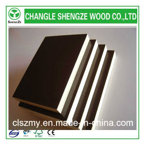 High Quality 15mm/18mm Brown Film Faced Plywood pictures & photos