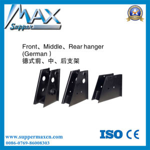 Front Hangers Middle Hangers Rear Hangers for Trailer Suspension Part pictures & photos