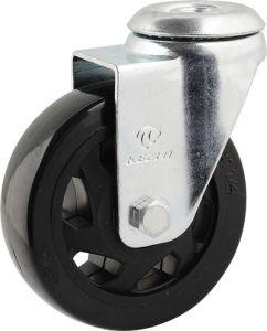 Medium Duty Type PVC Bolt Hole Type Caster Wheels (KMx6-M14) pictures & photos