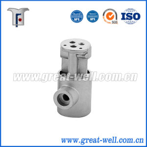 Investment Casting Tap Parts for Kitchen or Washroom Hardware