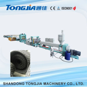 PP/PE Uniaxial and Biaxial Geogrid Extrusion Line (JG-TGSG) pictures & photos