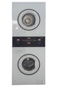 10 Kg Card Operated Commercial Washing and Drying Machine