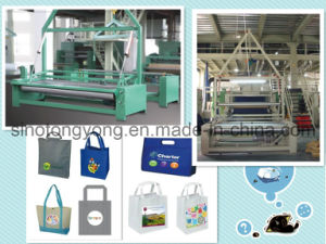 Single S PP Spunbond Non-Woven Fabric Making Machine pictures & photos