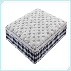 2017 Hotel Mattress Queen Size Bonnell Spring Bed Mattress pictures & photos