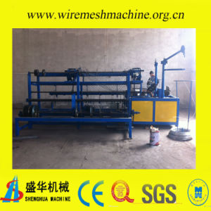 Shenghua Full Automatic Chain Link Fence Machine pictures & photos