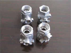 Valve Body Stainless Steel Precision Casting Parts pictures & photos
