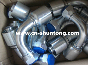 Hydraulic Fitting Union Hose Fittings