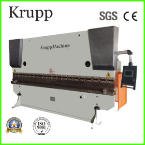 Wc67y Series Steel Metal Bending Machine/Nc Press Brake