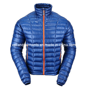 Men′s Winter Windproof Down Jacket