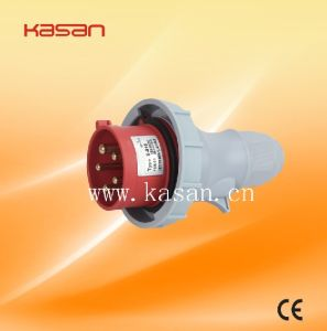 5p 32A 400V Male and Female Industrial Plug and Socket IP67 pictures & photos