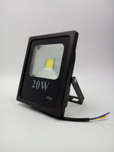 Hot Sale Cheap Price SMD5730 Slim Black LED Floodlight pictures & photos