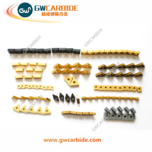 Carbide CNC Indexable Turning and Milling Inserts Tnmg pictures & photos