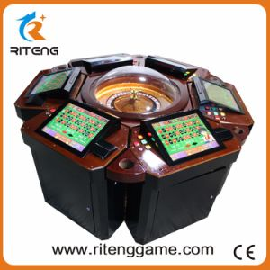 Electronic Roulette Machine Roulette Table Gambling Roulette Wheels pictures & photos