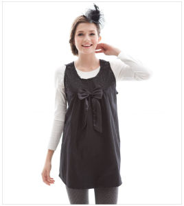 Metal Fiber Radiation Protection Maternity Dresses pictures & photos