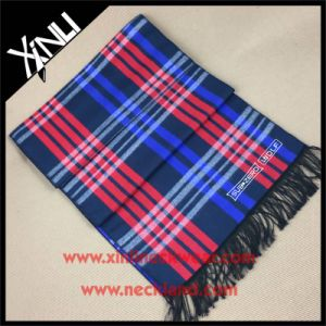 Custom Designer Long Winter Embroidered Scarf pictures & photos