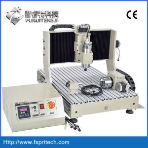 Mini CNC Lathe Mini CNC Router Machine pictures & photos