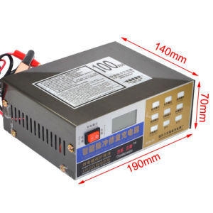 12V/24V Lead-Acid Battery Charger for Car Vehicle Motorcycle pictures & photos