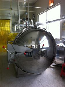 Double Layer Retort Sterilizer for Cans and Jars pictures & photos
