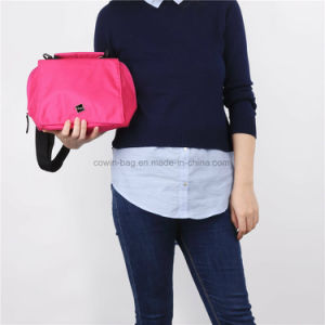 Fashion Ladies Flap with Top Handle Cooler Bag pictures & photos