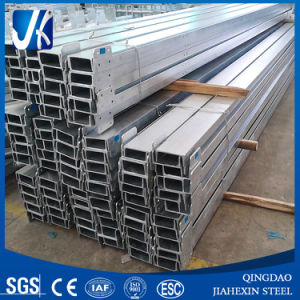 Building Material Steel Fabrication Used Cold Formed for Supply Galvanized C Type Purlin pictures & photos