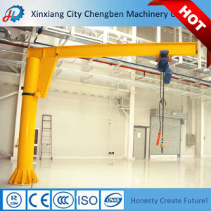Hot Selling Slewing 5 Ton Small Jib Crane for Sale pictures & photos
