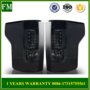 for Ford F-150 Glossy Black Rear Position Auto Lighting pictures & photos