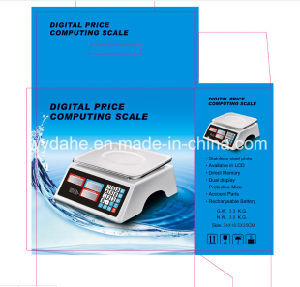 New Design Waterproof Electronic Truck Scale (DH-688) pictures & photos