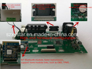 New Ui Android System Car GPS for Toyota Levin 2014 with Car DVD Player pictures & photos